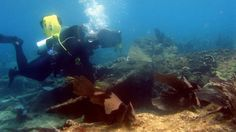 Fotos: Identifican en Yucatán un buque siniestrado hace 164 años.