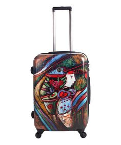 Take a look at this Lady Harvest 20'' Spinner Carry-On by NeoCover on #zulily today! $95 !!