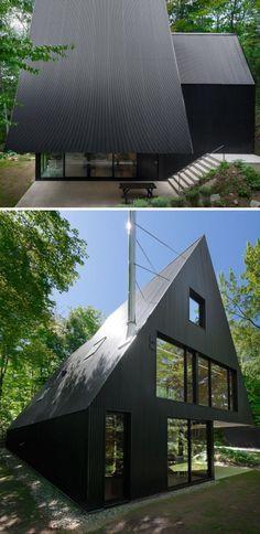 FAHOUSE by Jean Verville architecte