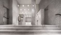 David Chipperfield Architects adds new materials and techniques to Valentino Roman Flagship store