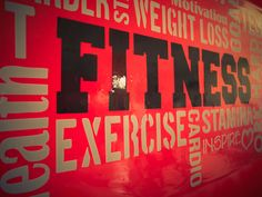Neon Signs, Fitness, Fun, Hilarious