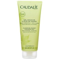 Caudalie Fleur de Vigne Shower Gel-6.7 oz by Caudalie. $12.00. Delicate fragrance of white rose and rose pepper. Provides a unique shower experience. Gentle, soap-free cleanser for shower. Maintains the skin's pH to prevent irritation and dryness. Ideal for all skin types. Caudalie Fleur de Vigne Shower Gel û 6.7 oz.This plant-based, soap-free shower gel respects the skin's natural pH balance. Its delicate scent of white rose and pink peppercorns evokes the ephemeral F...