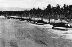 F4F Wildcats at Guadalcanal via commons.wikimedia.org