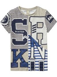 Cut & Sew T-Shirt