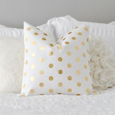 Gold Polka Dot  $31 www.stay-and-co.com