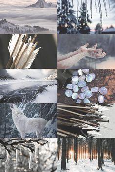 Norse Mythology - Skadi - The Moon in a Jar