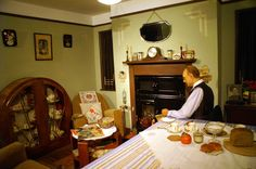 war time living room - Google Search