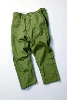 CANTON overalls(キャントンオーバーオール)2012 Spring+Summer Strat