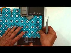 ▶ 1-2-3 Punch Board Window Gift Box by We R Memory Keepers - YouTube