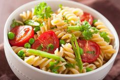 Ensalada de Pasta y Verdura