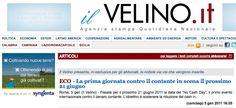 05/01/2011 - il VELINO.it - La prima giornata contro il contante in scena il prossimo 21 giugno