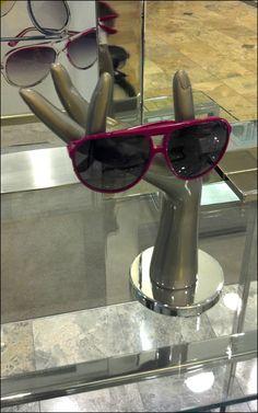 Hand-Modeling Sunglasses