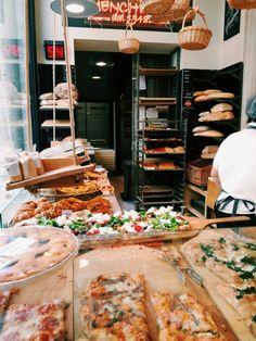 Menchetti - bakery in Siena