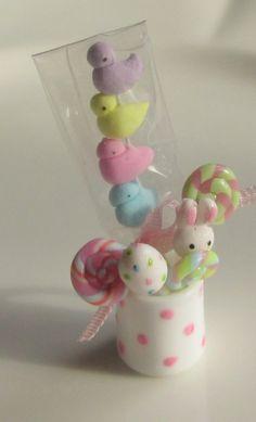 Easter peeps by Asakomini