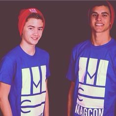 jack gilinsky and jack johnson magcon boys jack johnson