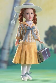 Anne From Anne Of Green Gables | Barbie Collector