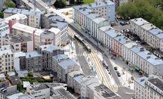Richez Associés : le tramway de Brest