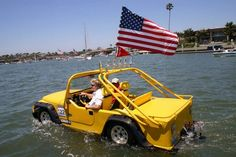 amphibious car | WaterCar-Gator-Volkswagen-Beetle-based-Jeep-amphibious-car-5