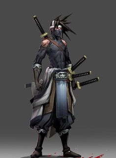Image result for samurai ninja