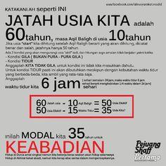 "14 Suka, 1 Komentar - Nendra Al Fatih Fatih (@nendra_alfatih19) di Instagram: ""DUNIA SEMENTARA, AKHIRAT SELAMANYA!! Berapa lama kita hidup di dunia ini ? Allah Subhanahu…"""