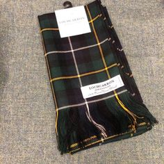 Take a look at this Reiver wool sash - a fantastic piece for any social...
