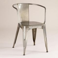Jackson Metal Tub Chair  | Get Cash Back at World Market EXCLUSIVELY at ourladyofshopping.com