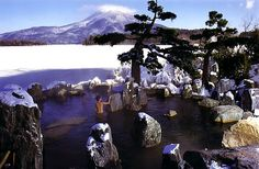 Hakone - oh my god i need to be here right now.