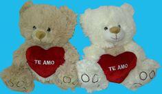 OSOS BORDAO PATITAS HUELLAS Y CORAZON  TE AMO......♥♥