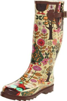 Chooka Women's Gypsy Owl Boot