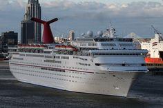 I love cruises