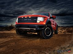 Ford F-150 Raptor...the one from the movie Contraband