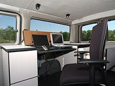 Van Desks For Mobile Offices