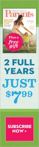Parent's Magazine ~ 2 Years for Only $7.99
