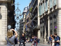 Get to know more about the Gothic quarter of #Barcelona, one of the oldest districts of the city.