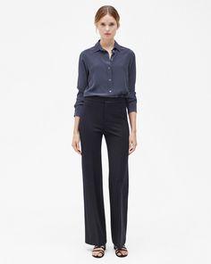Classic Silk Shirt Evening - Shirts & Blouses - Woman - Filippa K