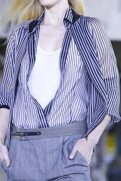 Anthony Vaccarello Ready To Wear Spring Summer 2015 Paris