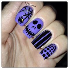halloween by b_jessica_3  #nail #nails #nailart
