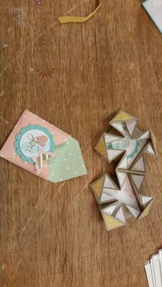 Interesting folded card