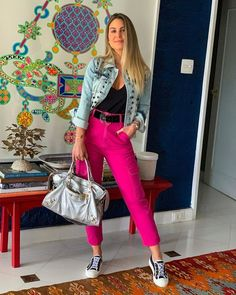 Comfy Casual, Casual Chic, Casual Looks, Spring Work Outfits, Spring Outfits Women, Girl Fashion, Fashion Outfits, Womens Fashion, Look Legging
