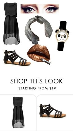 """Gold"" by katkahrdl-1 on Polyvore featuring beauty"