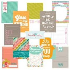 Pretty Pocket Cards, 3x4 FREE Printable: You get 12 FREE, 3x4 PRINTABLE pocket cards that y...(Visit Hazel And Ruby for more details)