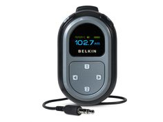 TuneCast 3 music sender arrives | Belkin has released a new FM transmitter that can stream audio to a radio from any device with a 3.5mm headphone jack, such as MP3 players, portable CD players, PSPs and DVD players Buying advice from the leading technology site