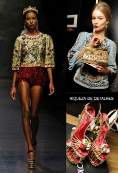 Dolce & Gabbana Winter 2014