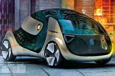 Apple fabricaría coches eléctricos