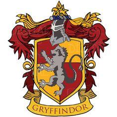 Harry Potter Gryffindor House Crest Clipart, Gryffindor Clip ...