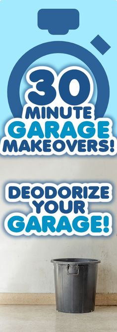 Does your garage have that, well, smell to it?  Here's a super simple way to get rid of those odors, using very simple products, like blue Dawn!  It's amazing what a drop of Dawn can do in the garage :) #Dawn #garage #cleaning #DawnBeyondTheSink