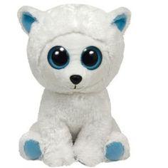 Ty Beanie Boos Tundra The Polar Bear