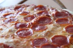 Homemade pizza recipes--we will master this over the summer!