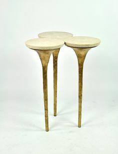Ginger Brown France,galuchat,shagreen furniture