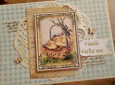 veľkonočná pohľadnica
